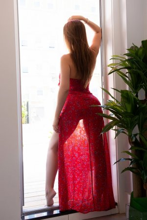 Anne-soizic live escorts